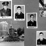 Группа капитана Шибина С.Г.: Гусев М.И., Бодров В.А., Щербаков В.И., Цыков Ю.И.