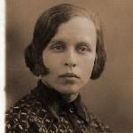 Моя мама перед войной