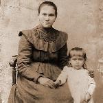 Батина и моя мама