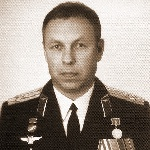 Полковник Беликов Юрий Николаевич