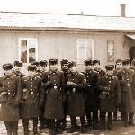 Перед заступлением в караул. Фотографию прислал Кузнецов А.П.