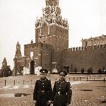 Отпуск после I курса. Москва
