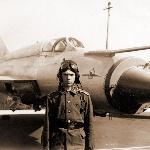 Валера у МиГ-21