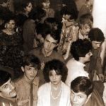 Танцы в ДО. Из фотоальбома С. Валиева
