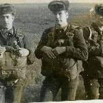 Сологуб, Карабанов, Авдеев на прыжках
