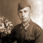 М.К. Архангельский. 25 мая 1941 года