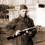 1951 год. Чугуевское военное авиационное училище лётчиков