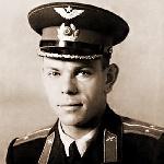 Лейтенант Опарин Альберт