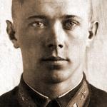 Выпускник Борисоглебской ВШЛ 1938 года младший лейтенант Волчек Степан (Стефан) Андреевич