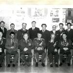 Никонов А. Н. с ветеранами