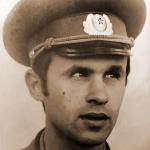 Лётчик-инструктор Ткачёв М.Г.