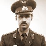 Гвардии майор Ткачёв Михаил Григорьевич