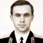 Ткачёв Михаил Григорьевич. Фотография в выпускной альбом