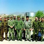 """Душанбе, стоянка """"Грачей"""""""