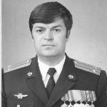 Пдполковник Ваховский Андрей Александрович