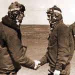 Поздравление от лётчика-инструктора старшего лейтенанта Горбатикова А.А.