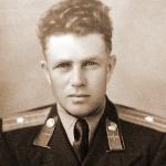 Майор Ухоботин П.И.