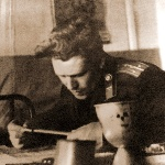Служба и учёба в Таганроге