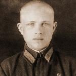 Курсант Борисоглебской ВШЛ Ухоботин Пётр Иванович. 1940 год
