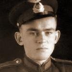 Во время учёбы в 15-й Военной авиационной школе первоначального обучения летчиков в г. Уральске