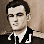 Лейтенант Родионов Юрий Григорьевич