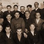Выпускник Суздальского сельско-хозяйственного техникума, учился с 1948  по 02.08.1952
