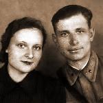 26.06.1942 с Надеждой Гавриловной