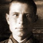 Курсант Борисоглебской Краснознамённой военной авиационной школы пилотов (фото с учётной карточки)