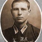 Н.К. Белогубцев – курсант Борисоглебского аэроклуба. 1938 год. Выпускная фотография
