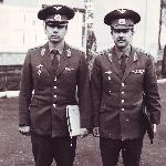 Вместе с О. Китайским на сборах офицеров развед органов (Шаталово)