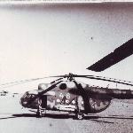 Мой любимой вертолет в Афганистане Ми-8т