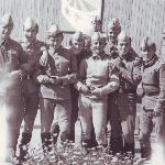 После прибытия из лагерей (Борисоглебск, 1976 год)