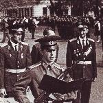 Принятие военной присяги (Борисоглебск, 9 сентября 1972 года)